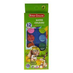 Vízfesték 12 szín BO2953