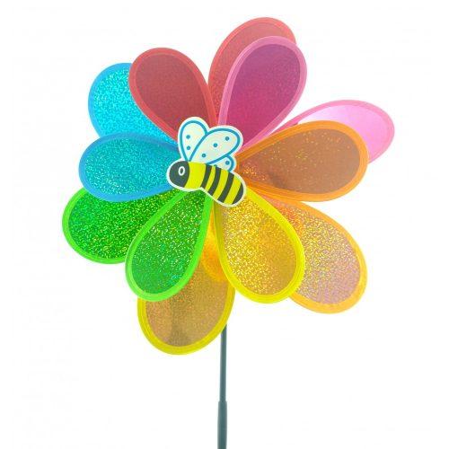 Állatos szélforgó, többféle, 35 cm
