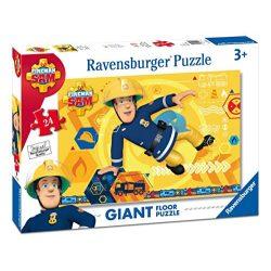 Ravensburger Sam a tűzoltó 24db-os óriás padló puzzle