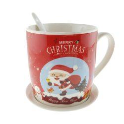 Karácsonyi bögre F7572