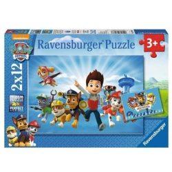 Ravensburger Mancs őrjárat - Ryder és a csapat Puzzle 2x12db