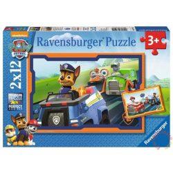 Ravensburger Mancs őrjárat Puzzle 2x12db