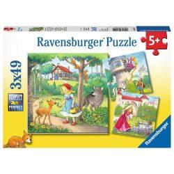 Ravensburger Klasszikusok 3x49db-os puzzle