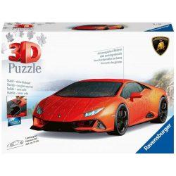 Ravensburger 3D Puzzle Lamborghini Huracan Evo 108 darab