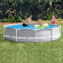 INTEX MetalPrism Pool medence 305cm