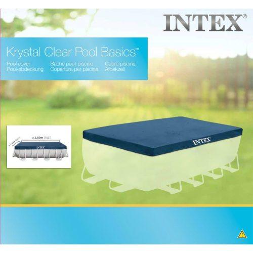 INTEX 4m x 2m csővázas medence védőtakaró