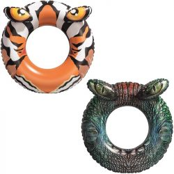 Tigris/ Aligátor úszógumi 91cm