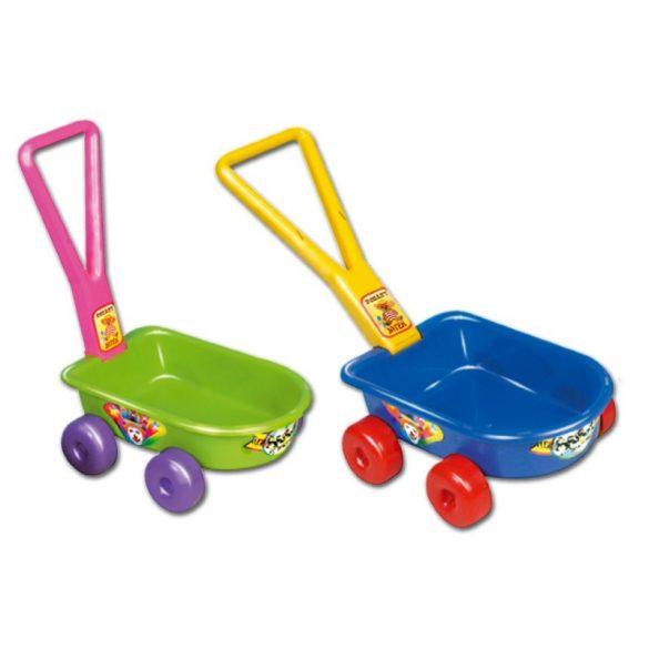 Húzós kocsi 3-4 éves korúaknak