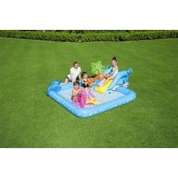 Bestway 239 cm 206 cm 86 cm vízi játékközpont
