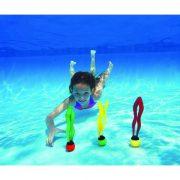 Intex víz alatti szórakoztató labdák