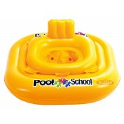 Intex Pool School Deluxe Bébi Úszógumi