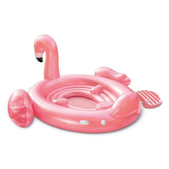 Flamingó parti-sziget