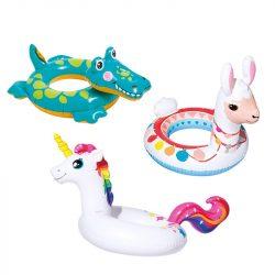 Állatfejes úszógumi 3+