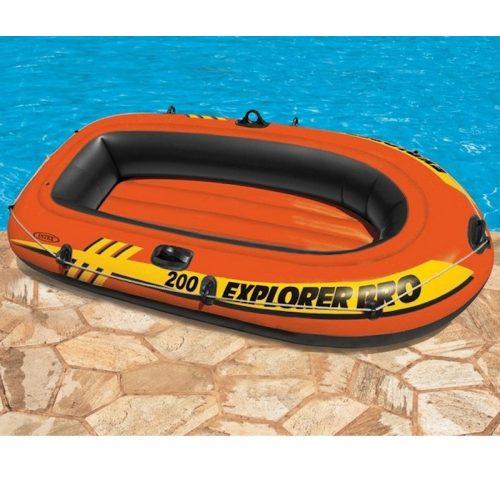 INTEX kétszemélyes csónak szett (58357)