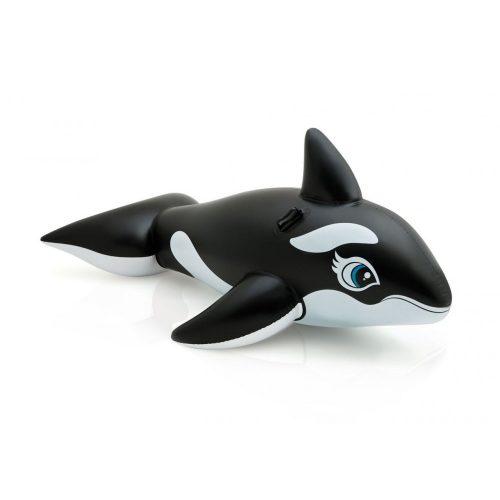 Fekete bálna 193 cm