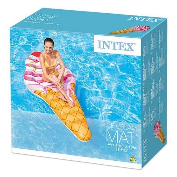 Intex - Felfújható Matrac (Fagylalt, 224X107Cm)