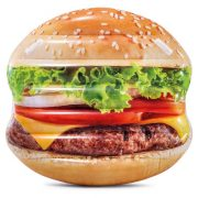 Intex - Felfújható Matrac (Hamburger, 145X142Cm)