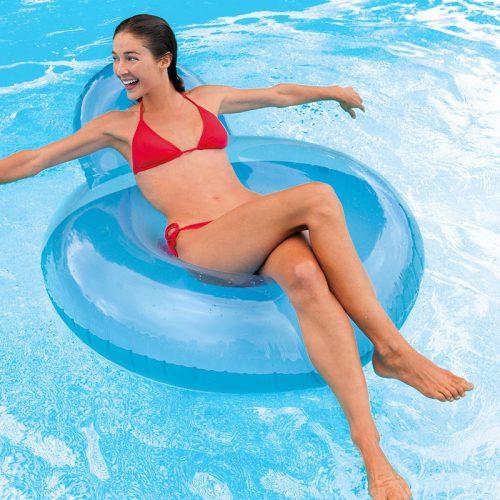 Intex Felfújható Vízi Fotel 137 X 122 Cm