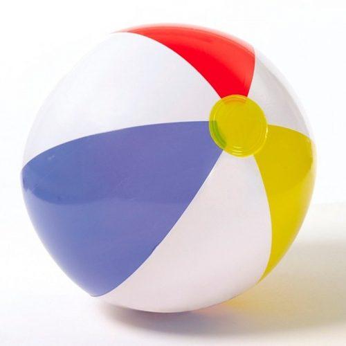Intex Strandlabda 51cm színes
