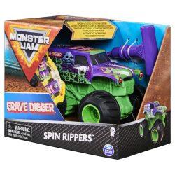 Monster Jam hátrahúzhatós kisautó többféle
