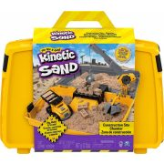Kinetic Sand építkezés 907g bőrőnben