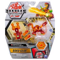 Bakugan - Deluxe Bakugan Harci felszereléssel Ramparian