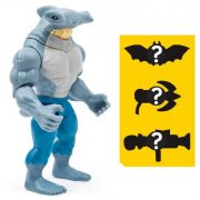 Dc Batman: King Shark Akciófigura, 10 cm