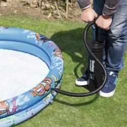 Air Hammer dupla dugattyús pumpa 37 cm