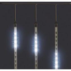 LED-es jégcsap fényfüggöny, 1,6 m, IP44, 230V G550