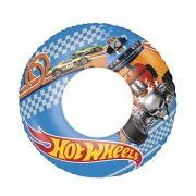 Bestway Úszógumi Hot Wheels D: 56 cm