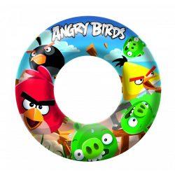 Bestway Angry Birds Úszógumi 91 cm