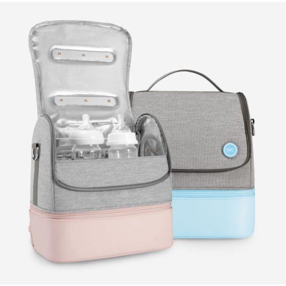UVC LED sterilizáló kismama táska