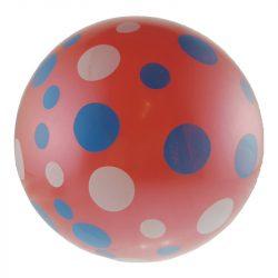 Pöttyös labda 220 mm-es