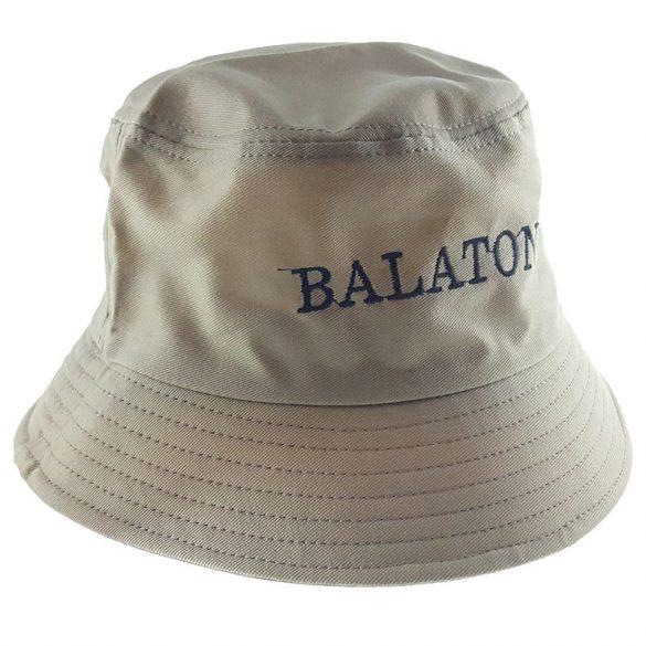 Balatonos Vászonsapka