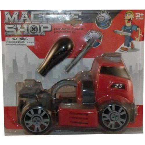 Szerelhető Kamion