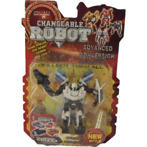 Changeable Robot