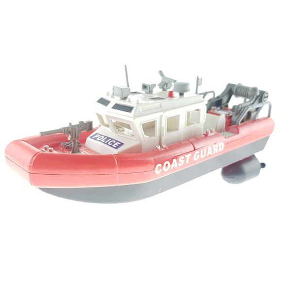 Távirányításos Tűzoltó Hajó