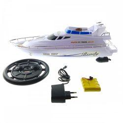 Távirányításos Yacht Akkumulátorral
