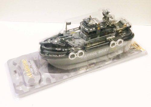 Elemes katonai hajó