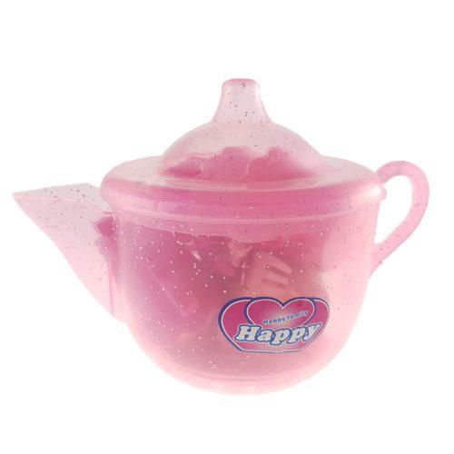 Teázós készlet hálóban