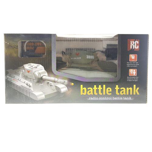 R/C tank golyó kilövős