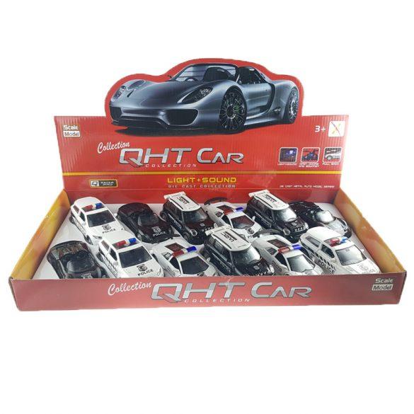 Rendőrségi autók