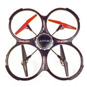 Quadcopter Air Fun Drón Univerzális Led Világítással