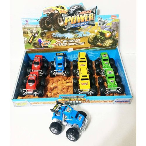 Monster Truck Autó