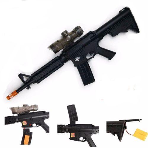 Távcsöves M16-Os Szilikagél Géppisztoly
