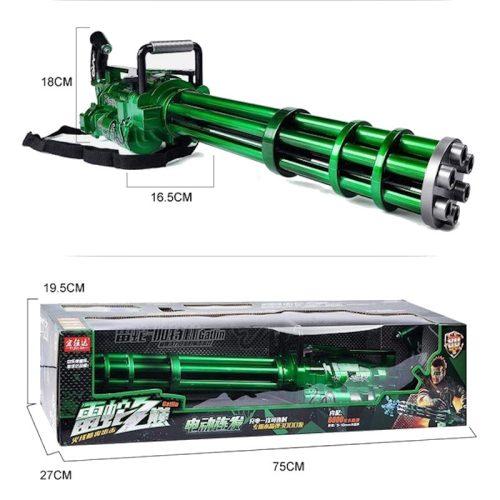 Rambó Forgótáras Kézi Gépfegyver