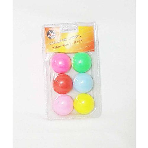 Színes Ping-Pong Labda Csomag