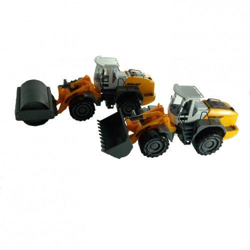 Traktor Úthengerrel 1 : 32