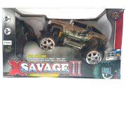 X - Savage Távirányítós Autó 1:20