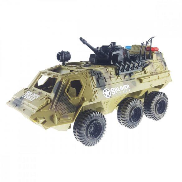 Katonai Csapatszállító Jármű